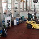 נמל אשדוד – מערכת שמנים ממוחשבת ל 5 מוסכים עם התמשקות לSAP
